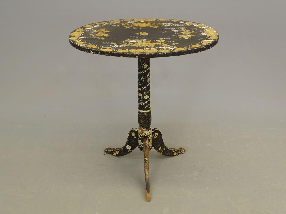 19th c. English Side Table