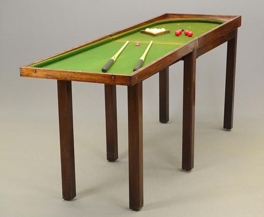 French Bagatelle Table