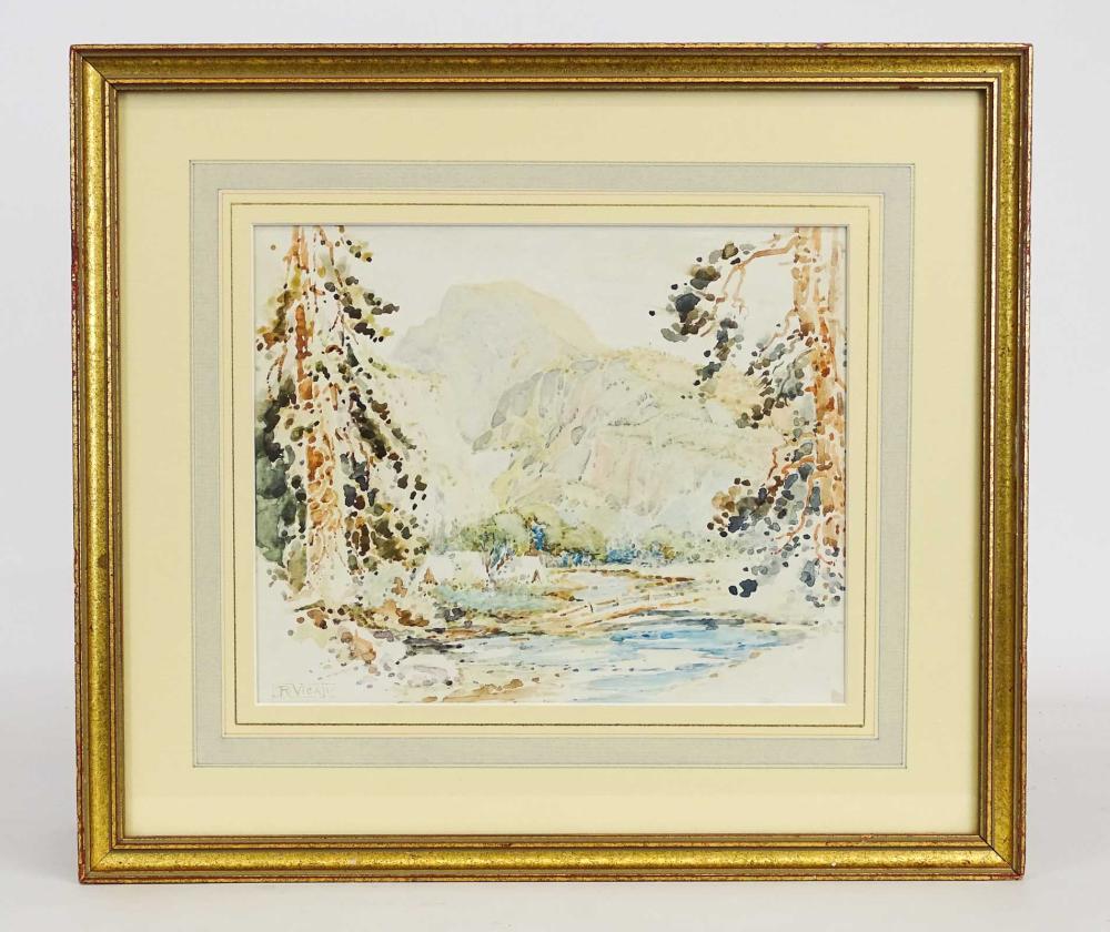 Ruston Vicaji (United States b. 1856)