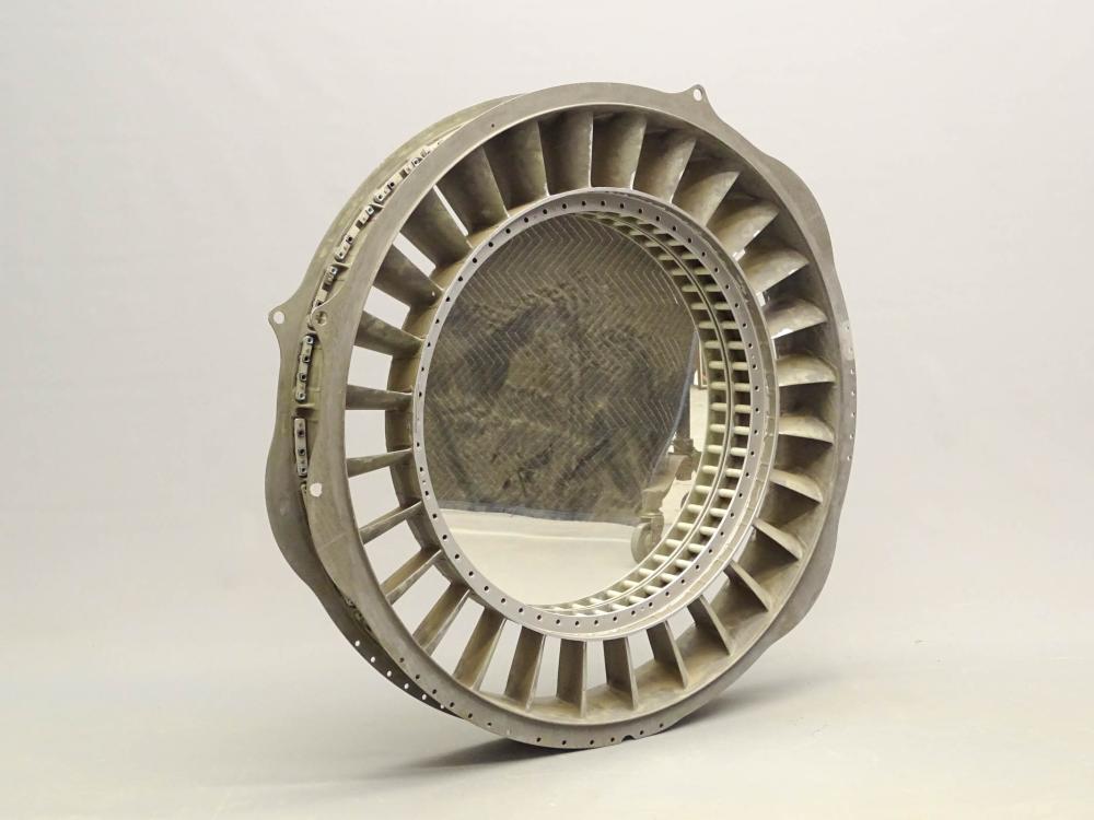 Jet Engine Turbine Stage Mirror