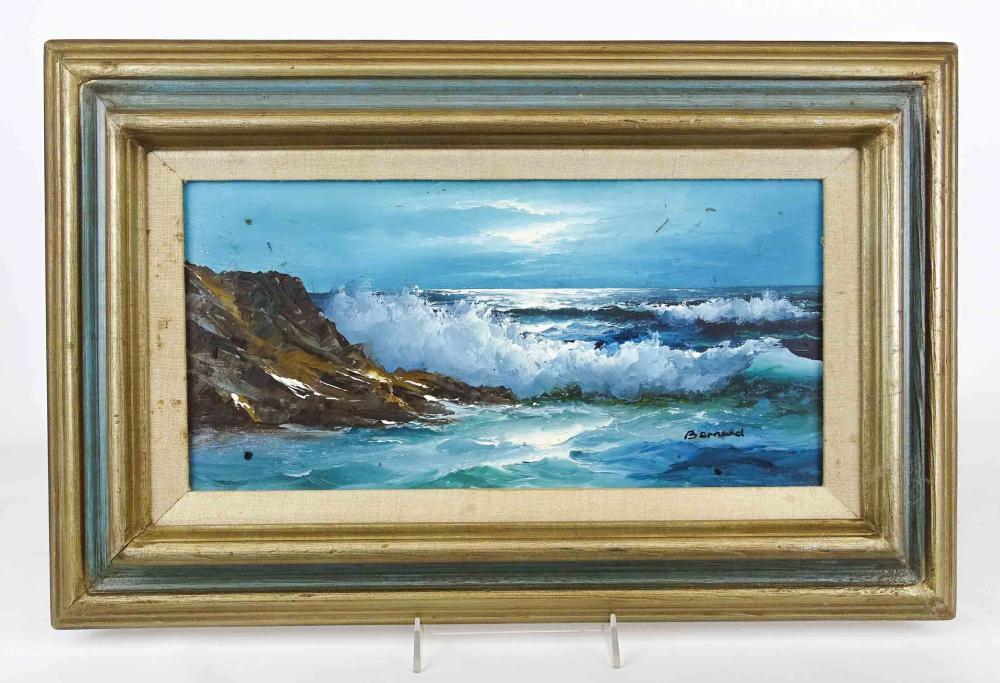 Bernard (20th Century), Seascape