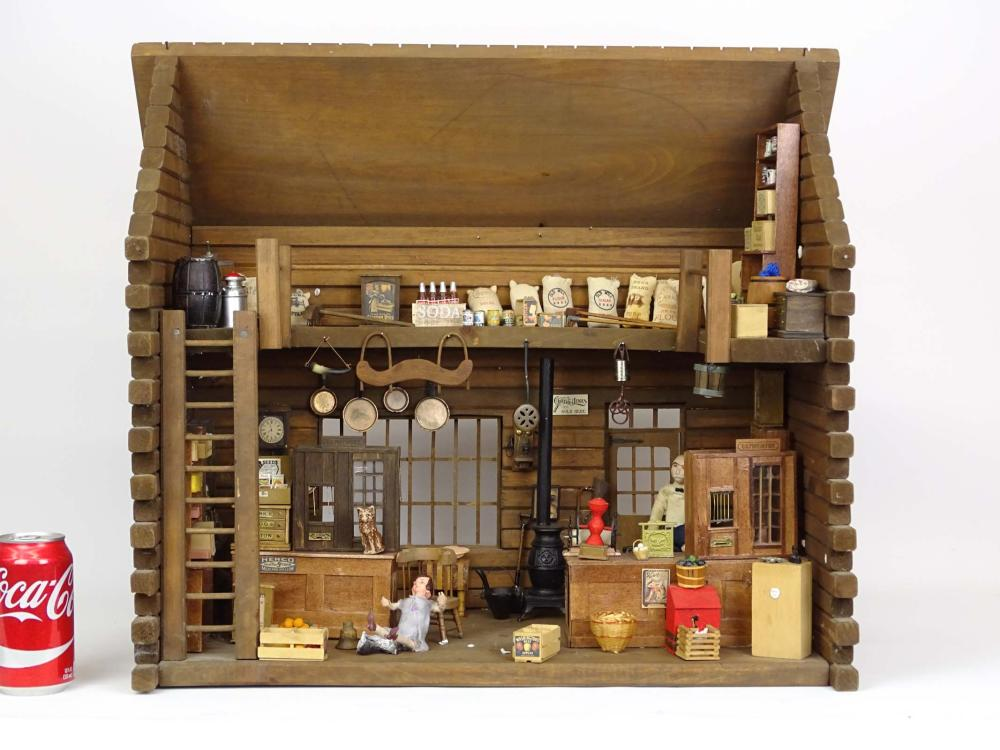 Country Store Diorama