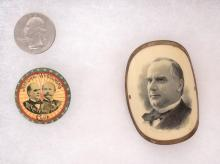 William McKinley Campaign Items