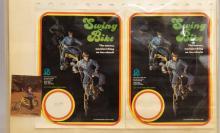 Vintage Swing Bike Posters