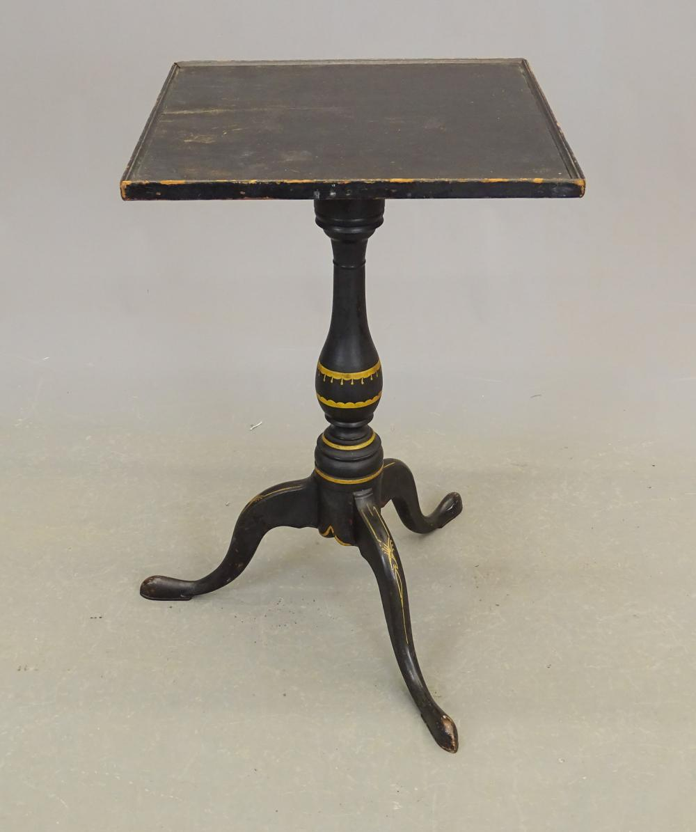 19th c. Candlestand