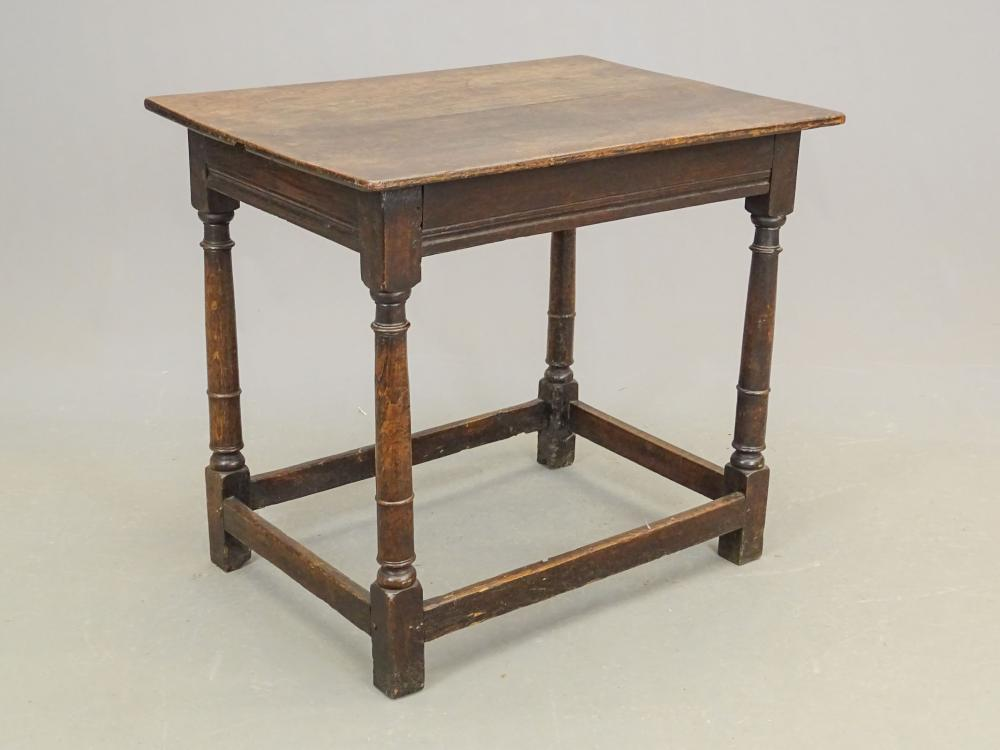 18th c. Continental Table