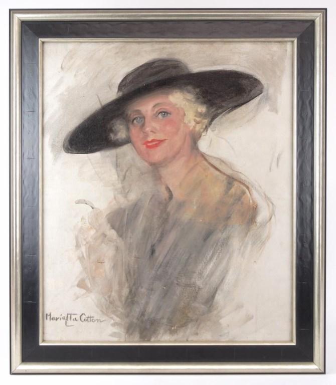 Marietta Cotton (1860-1926)