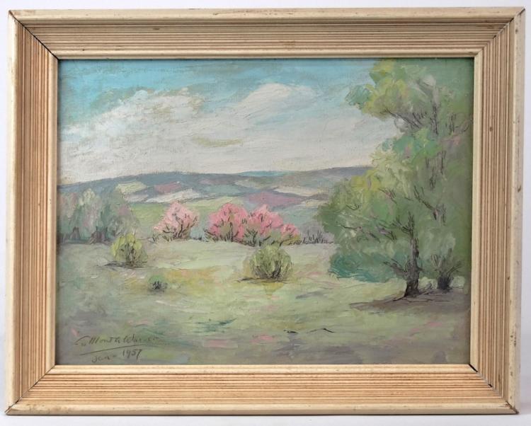 LaMont Aldebert Warner (1876-1970)