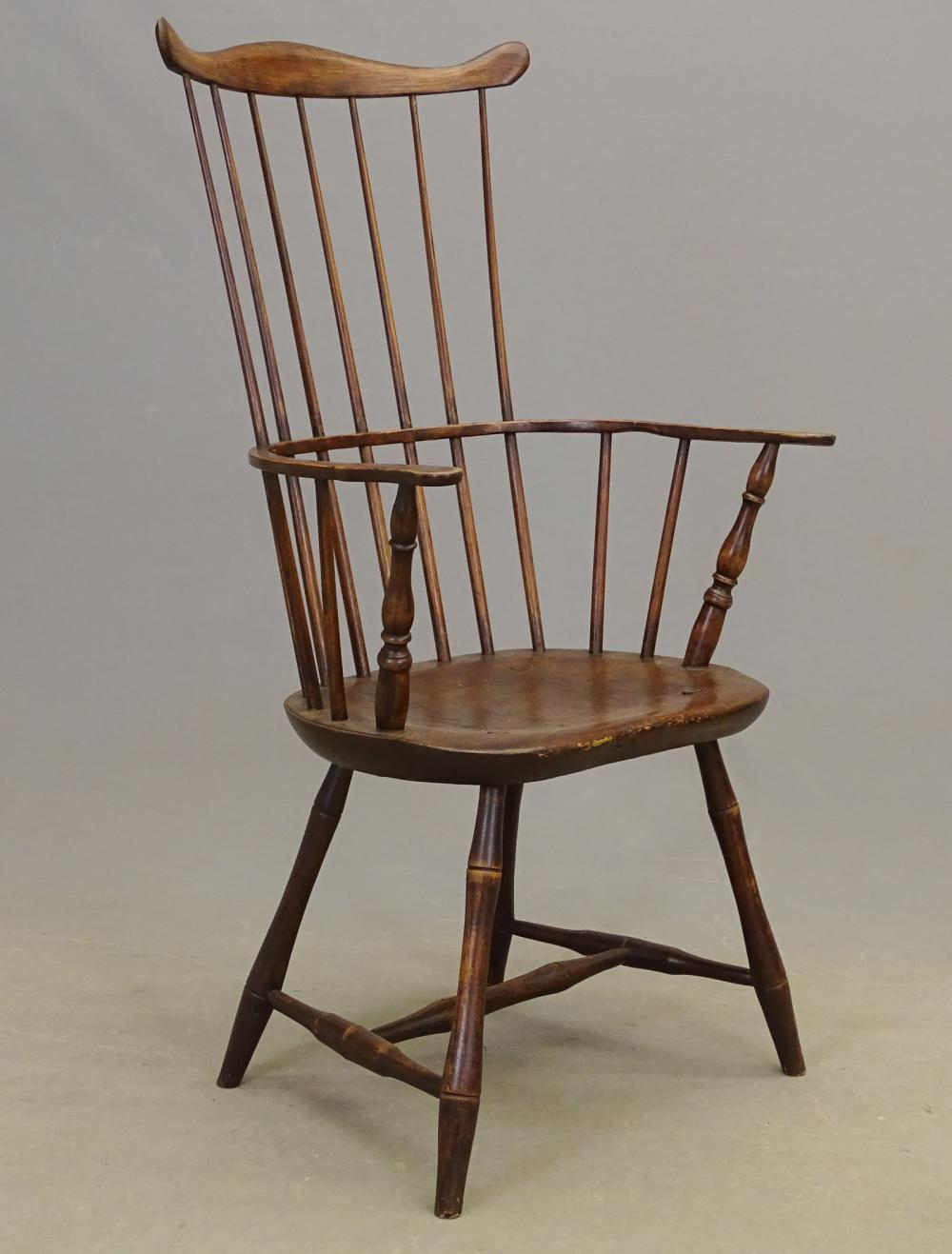 18th c. Windsor Armchair