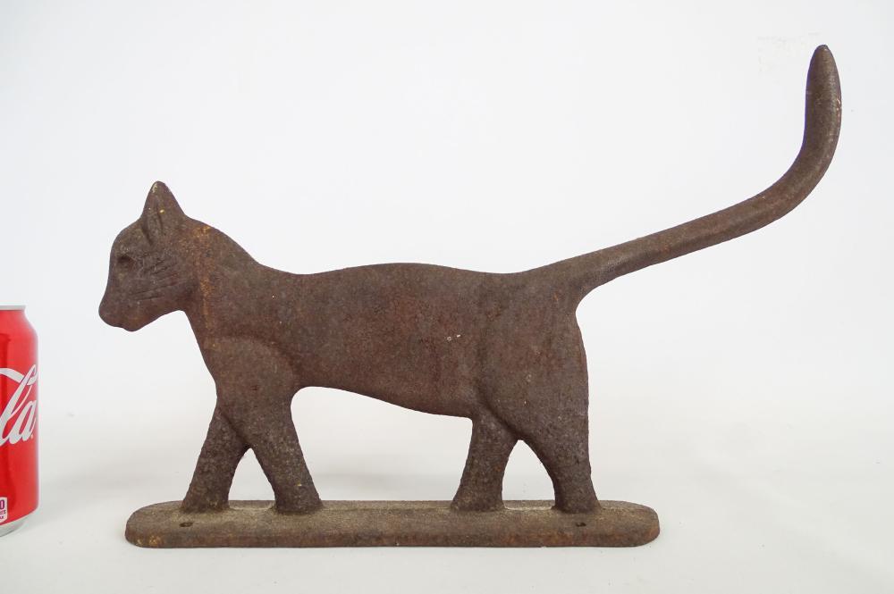 Cast Iron Cat Bootscraper