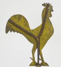 Lot 6: Rooster Weathervane