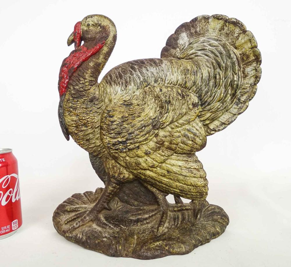 Turkey Doorstop