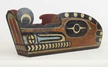 Lot 20: Native American Mask