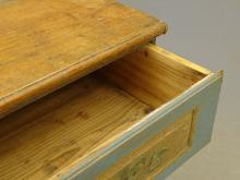 Lot 46: 19th c. Austrian Chest of Drawers