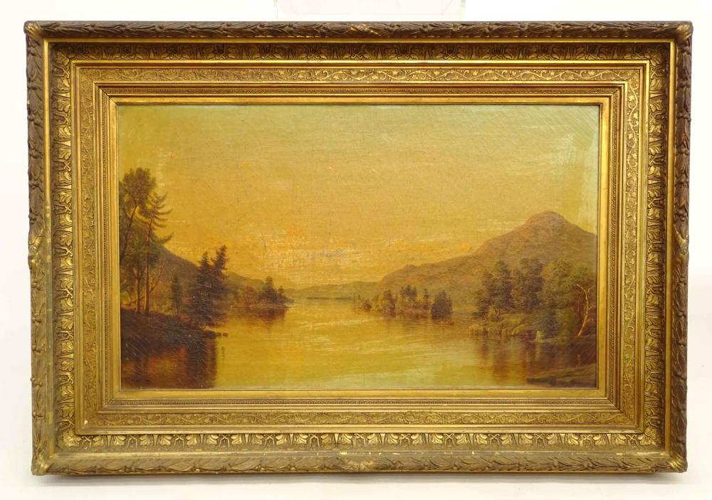 Lot 47: Nelson Augustus Moore (Ct. 1842-1902)
