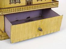 Lot 57: Early German Tin Inkwell