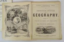 Lot 63: Geography Ephemera Lot