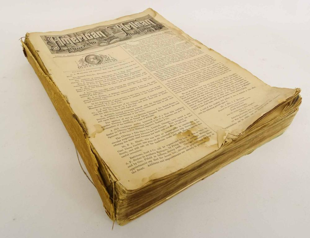 C. 1880's Trade Catalog