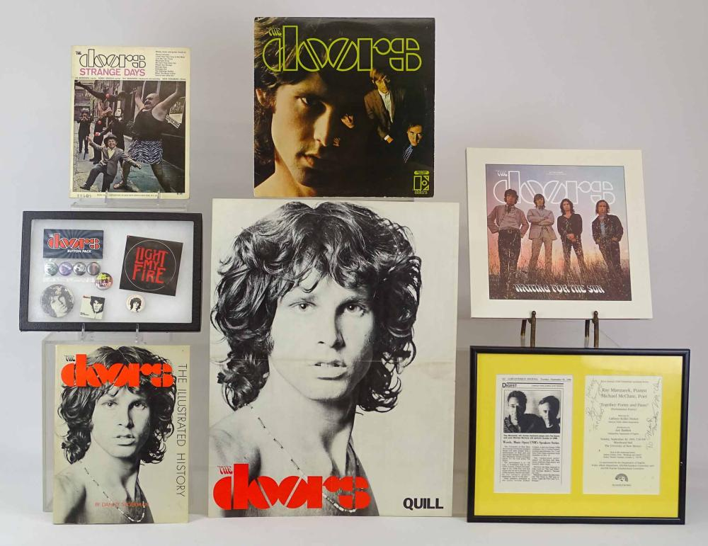 Doors Music Lot