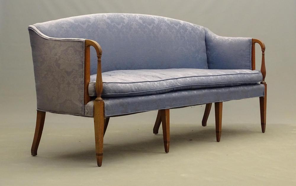 19th c. Hepplewhite Sofa
