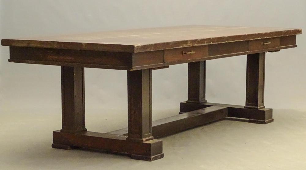 Mission Oak Table