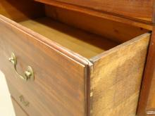 Lot 70: 19th c. George III Chest On Chest