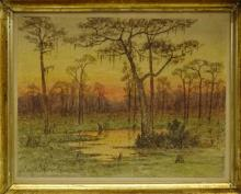 Lot 77: Laura Woodward (1834-1926)