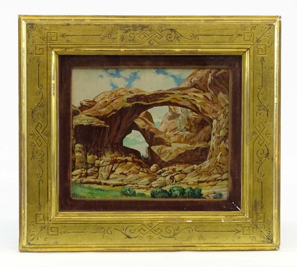 Painting, Western Landscape