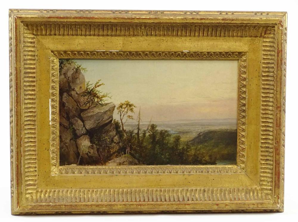 Hudson River School, Landscape