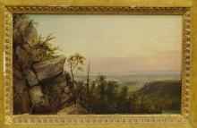 Lot 82: Hudson River School, Landscape