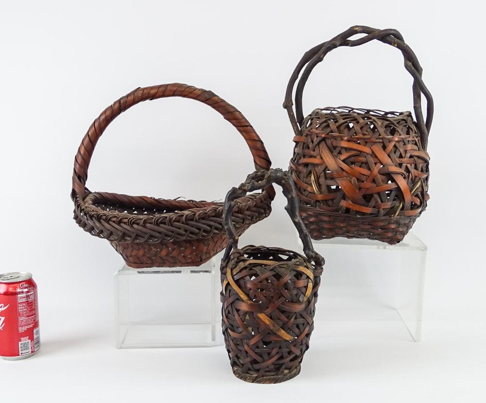 Japanese Baskets