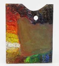 Lot 97: Bob Philipp Artist Palette