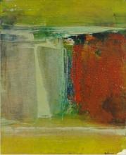 Lot 101: Painting, Abstract
