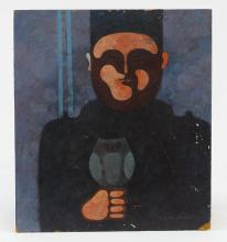Lot 102: Modernist School, Figure Of A Man
