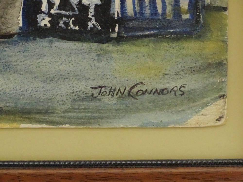 Lot 103: John Connors (American 20th Century)