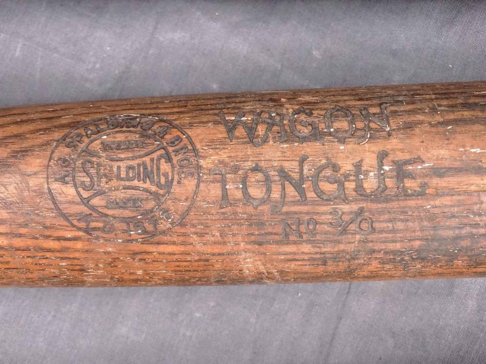 Lot 104: Baseball Bat Lot