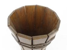 Lot 107: Old Hickory Waste Basket