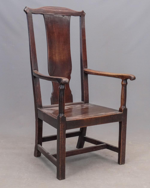 18th c. Armchair