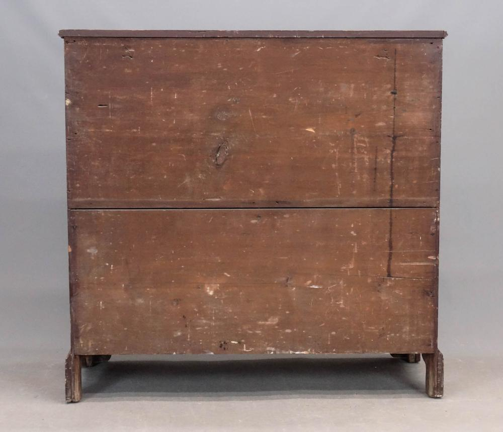 Lot 140: 18th c. Chest Of Drawers