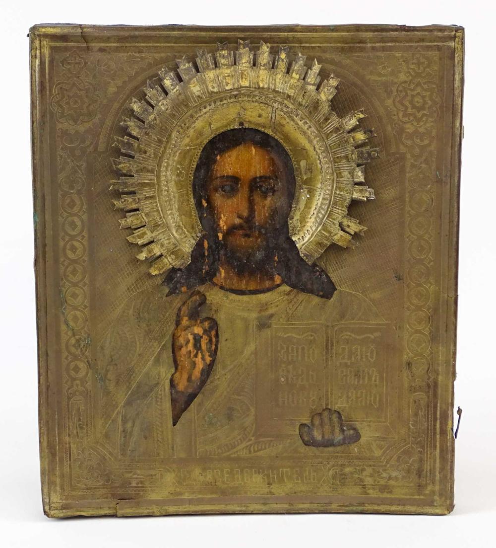 Early Religious Icon