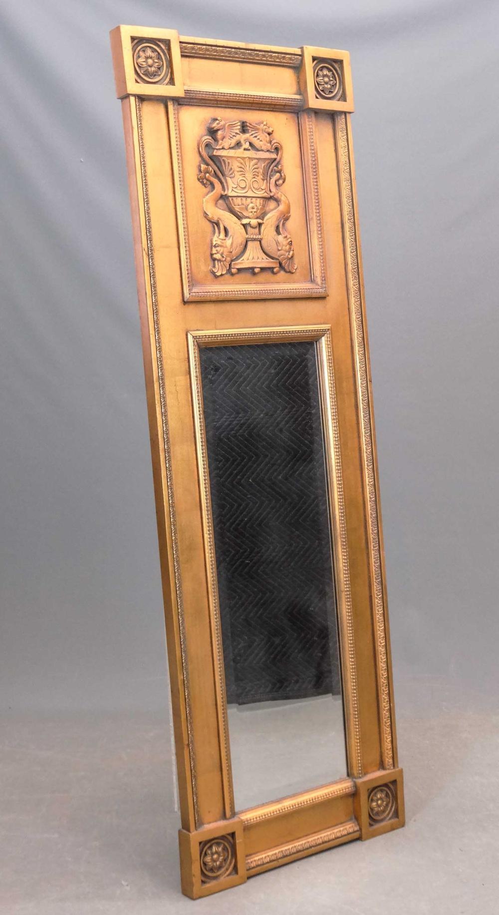 Lot 164: Decorative Mirror