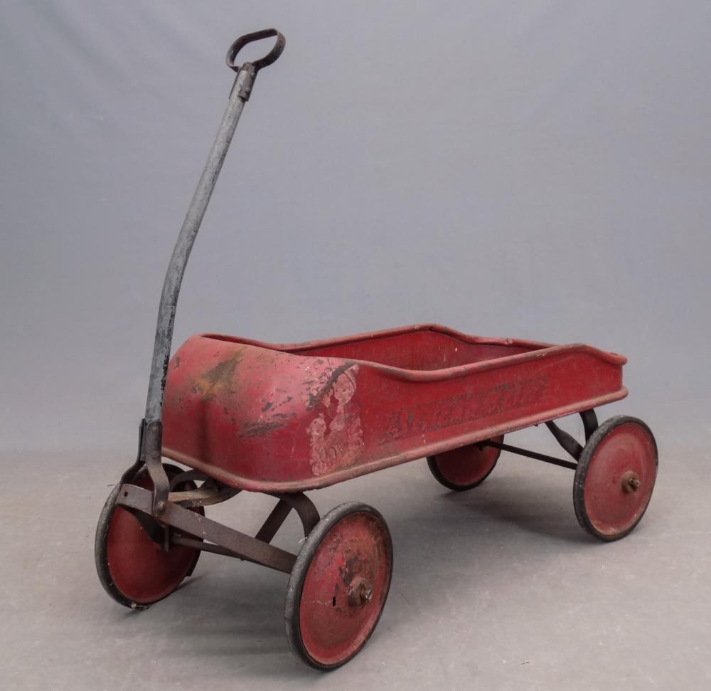 Vintage Pull Wagon