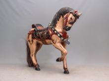 Lot 188: Carousel Horse