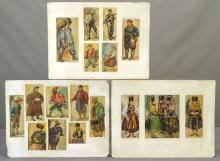 Franz Paul Glass (1886–1964) Costume Designs
