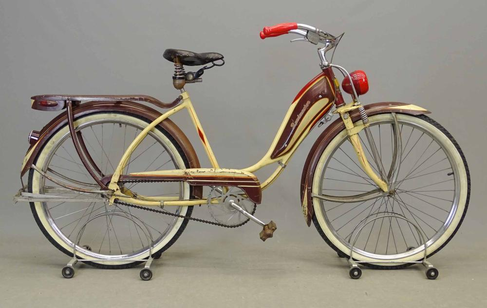 1941 Roadmaster Balloon Tire Bicycle