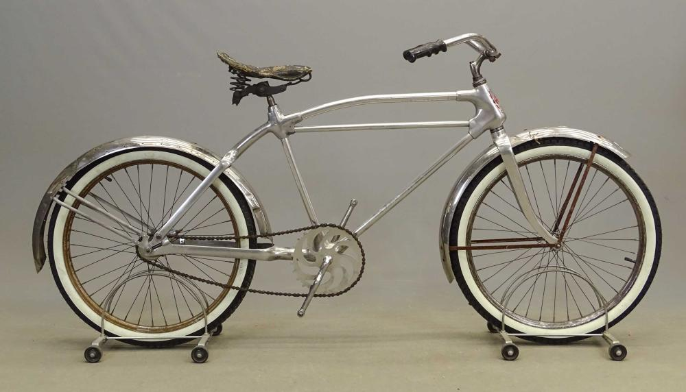 Pre-War Monark Silver King Bicycle