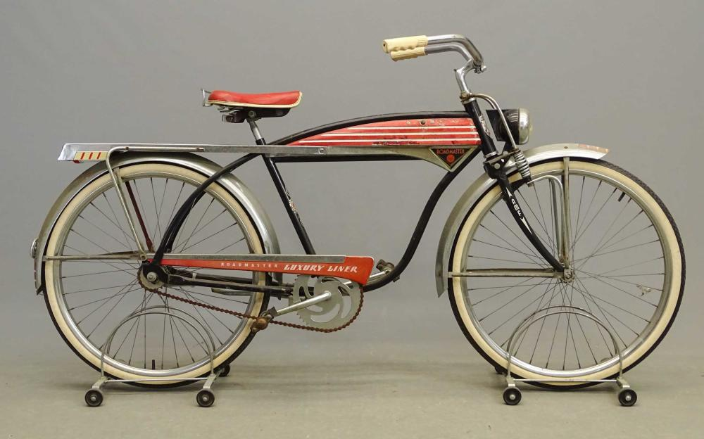 1955 Roadmaster Luxury Liner Bicycle