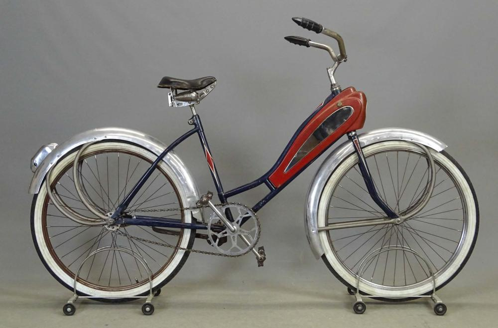 1938 Shelby Traveler Balloon Tire Bicycle