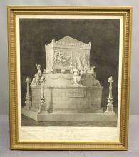 Canova Monument for Admiral Nelson