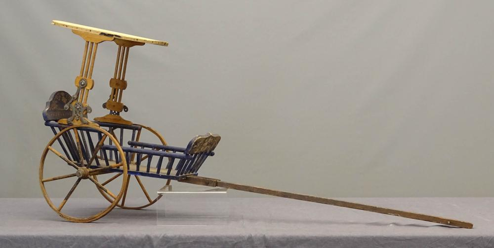 Victorian Doll's Carriage